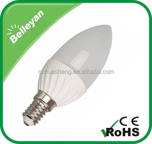 yeni ürün 2016 4w led <span class=keywords><strong>mum</strong></span> lamba E14 enerji tasarrufu led ışıkları lamba kapalı kullanım için ile fabrika toptan fiyat