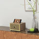 2019 hot new design portable mini bluetooth speaker wireless for bamboo technology