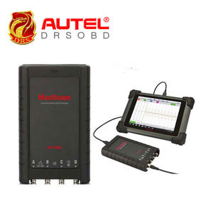 Alat Kit autel AUTEL MaxiScope MP408 mp408 maxiscope mp408 4 Channel Oscilloscope Otomotif Dasar kit Auto Diagnostik Scanner