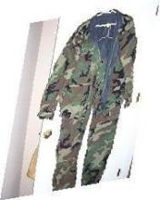 Military Camouflage, Chemical Protection