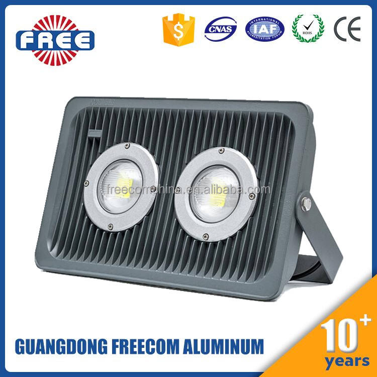 Aluminium Case For Led Floodlight 100w Led Flood Light Sport Court Light