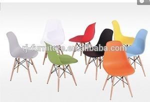 2014 venta caliente eames silla de plástico