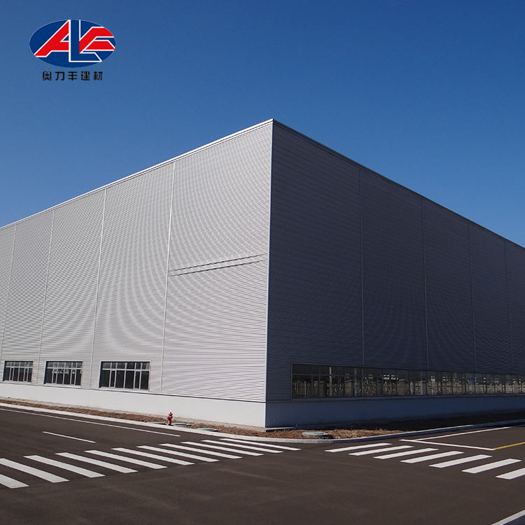 Steel Warehouse Directly Factory Price Steel Warehouse
