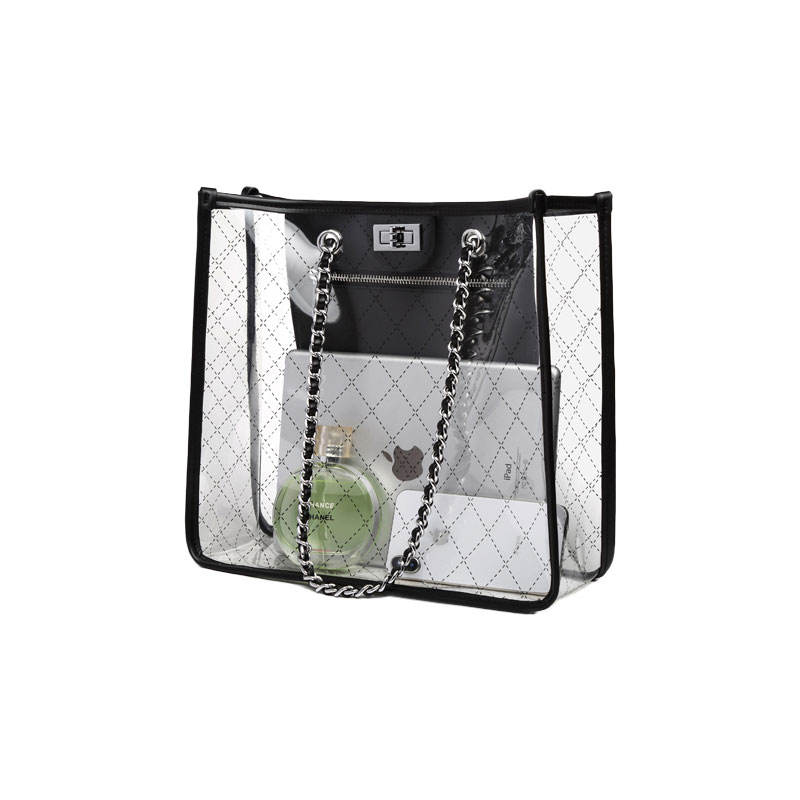 Wholesale Maidudu fashion bag Transparent Messenger Bags clear handbags designer brand bag imported from china wholesale 5pcs