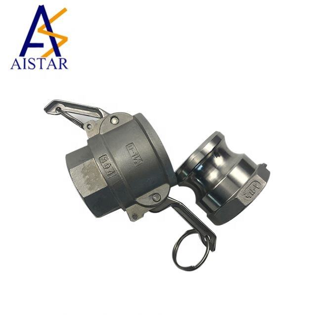 Best Quality Pipe Fitting Hose Stainless Steel Quick Camlock Coupling