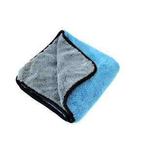 super absorbent quick dry micro fiber cloth for car wash