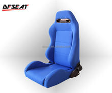 RECARO pvc leather or fabric adjustable electric adult car seat/racing seat