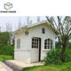Virtually Maintenance Free ce approval Light steel portable security guard House garden sentry box sheds