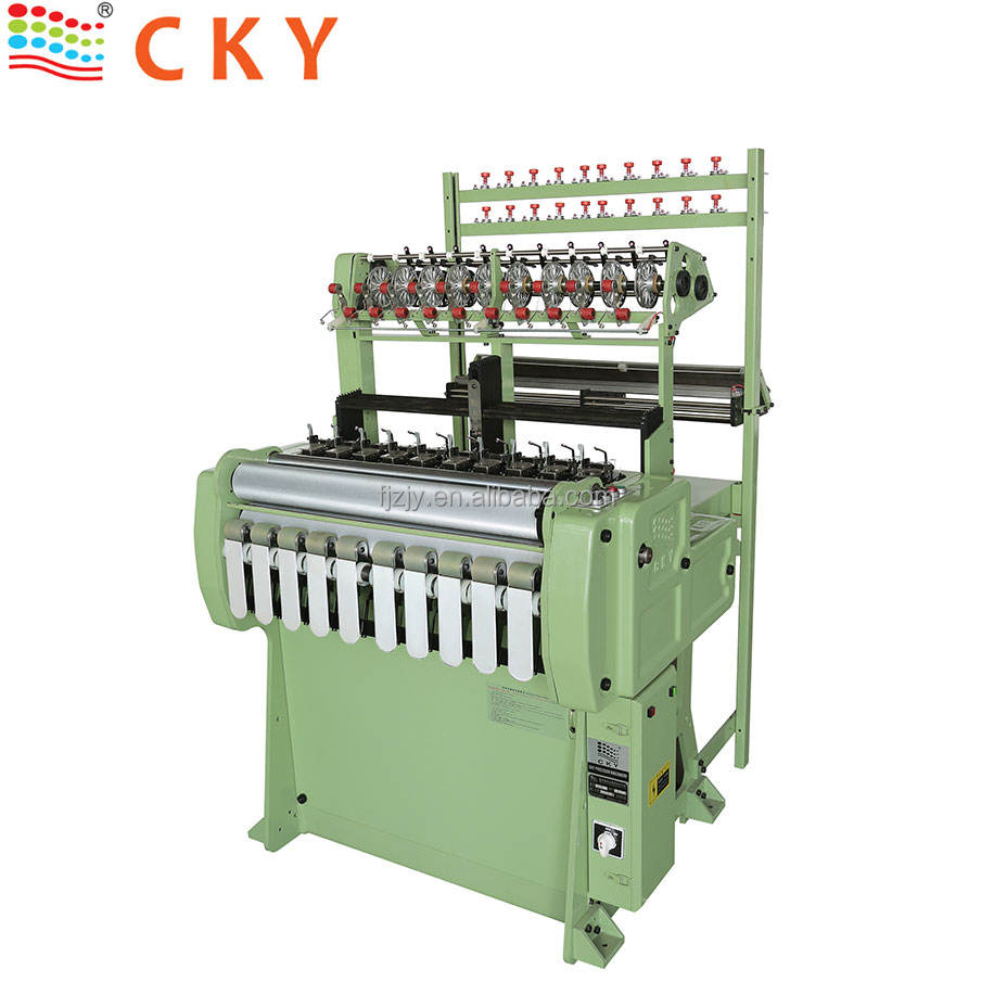 CKY 10/45 Safety Jacquard Loom Weaving Machine Belt Needle Looms