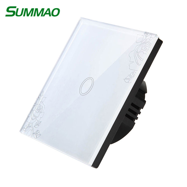 Baru Kedatangan Smart Home Automation Dimmer Switch, Lampu Dinding <span class=keywords><strong>Gaya</strong></span> Klasik Touch Switch