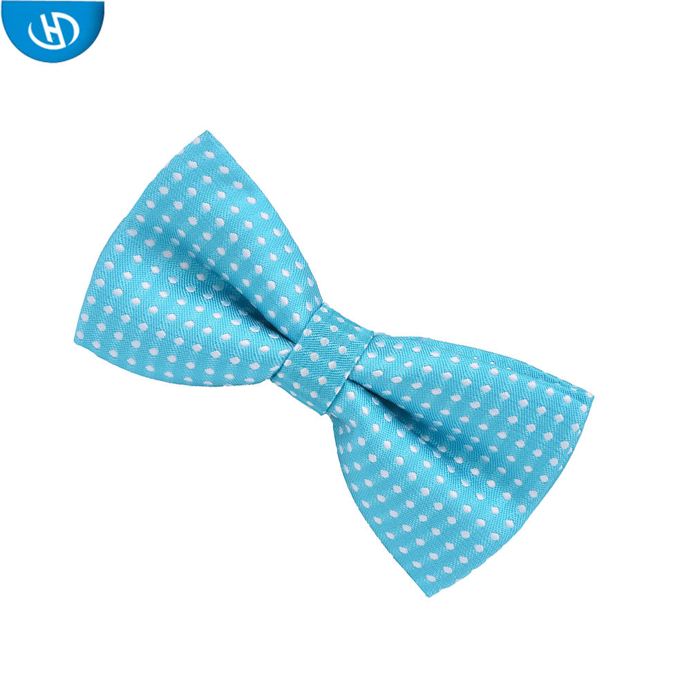 Wholesale Promotional Dotted Bowtie For Kids