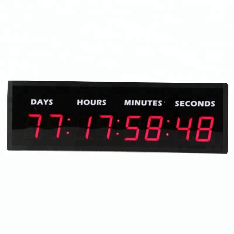 Mechanical Electronic Countdown Timer Days Hours Minutes Seconds countdown timer hours countdown Timer