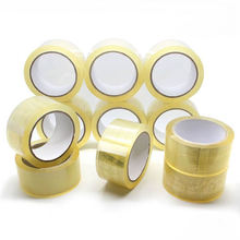 Hot Sale Strong Acrylic Adhesive Carton Sealing Clear Opp Packing Tape