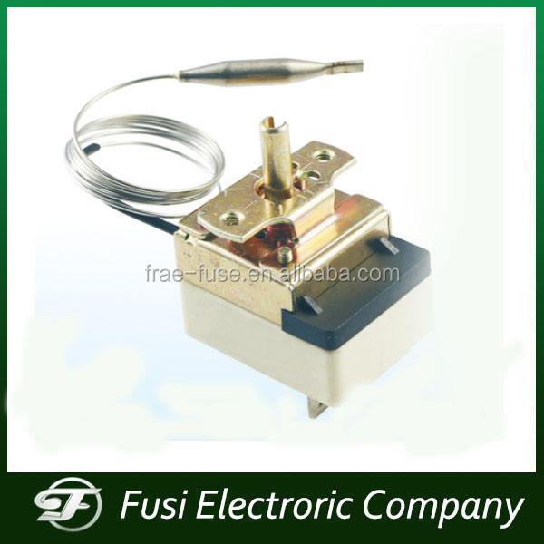 KST220 T250 10A 250VAC controlador conmutador rotativo de temperatura mecánico