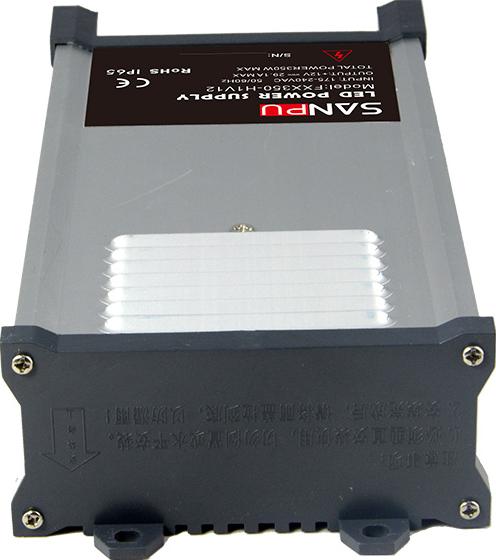 Sanpu 350w 24 volt conducente portato alimentazione 14.6a ac a dc 350 watt tensione 24v continua <span class=keywords><strong>fonte</strong></span> di alimentazione