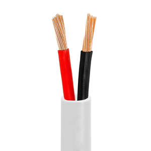 18AWC 2 core 산소 Free 동 OFC Led) 저 (low) voltage power speaker cable CL2 CL3