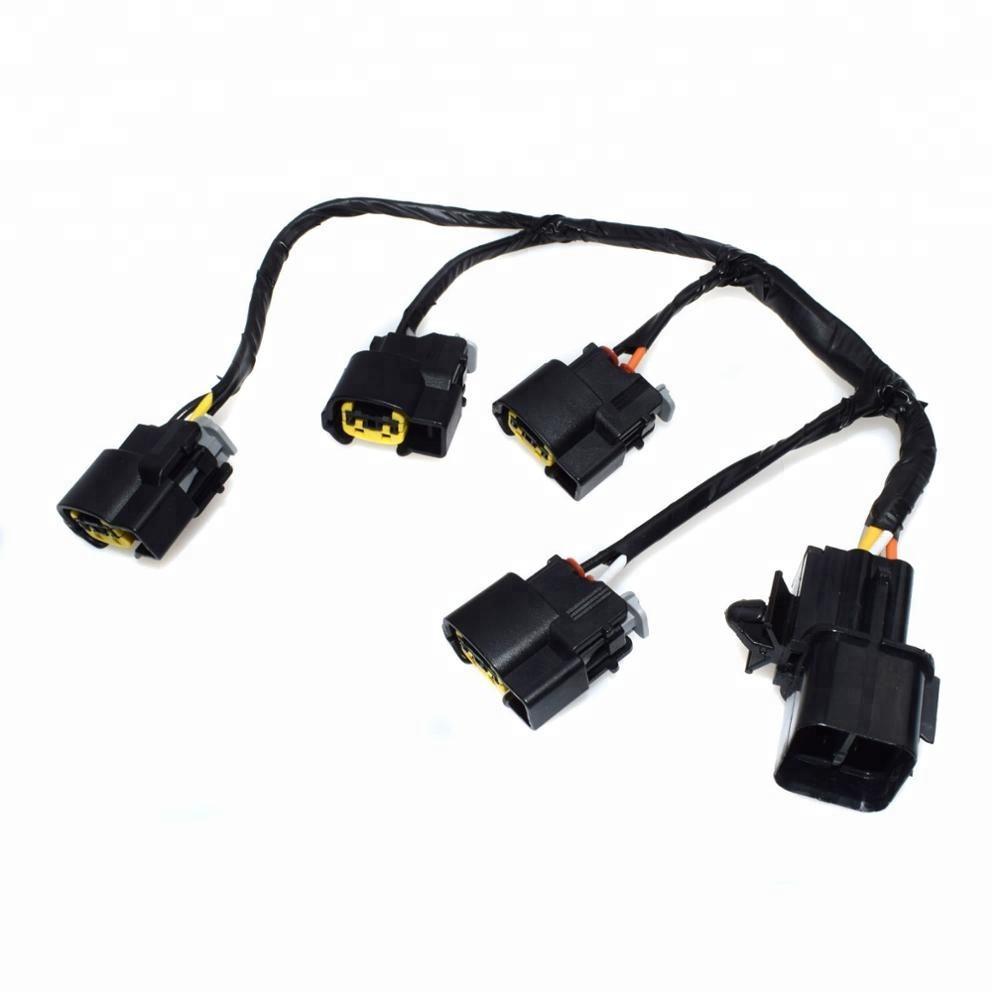 Kia Rio Pride 2006~2011 Ignition Coil Wire Wiring Harness OEM 2735026620