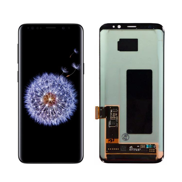 LCD Touch Screen Display Digitizer Penggantian Untuk Samsung Galaxy S9 Ditambah