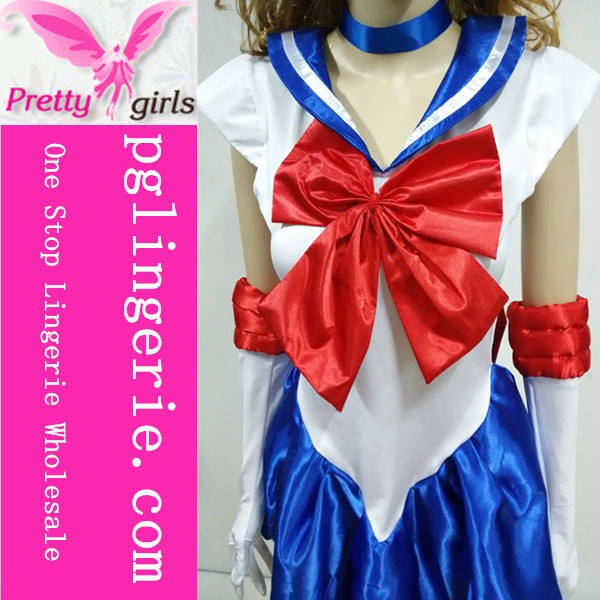Groothandel plus size sailor moon kostuums, sailor moon cosplay kostuums te koop