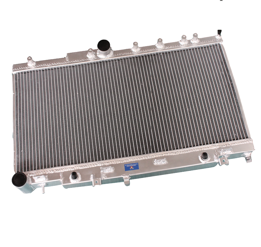 Hi-perf.56mm nhôm radiator LEXUS IS300 / ALTEZZA GITA JCE10 2JZ-GE 3.0L M / T 2001 2005