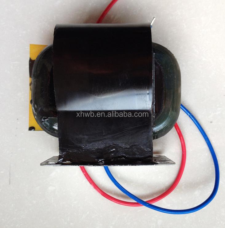 0-12 V 0-12 V 3.5VA 230 V encapsulé PCB Transformateur