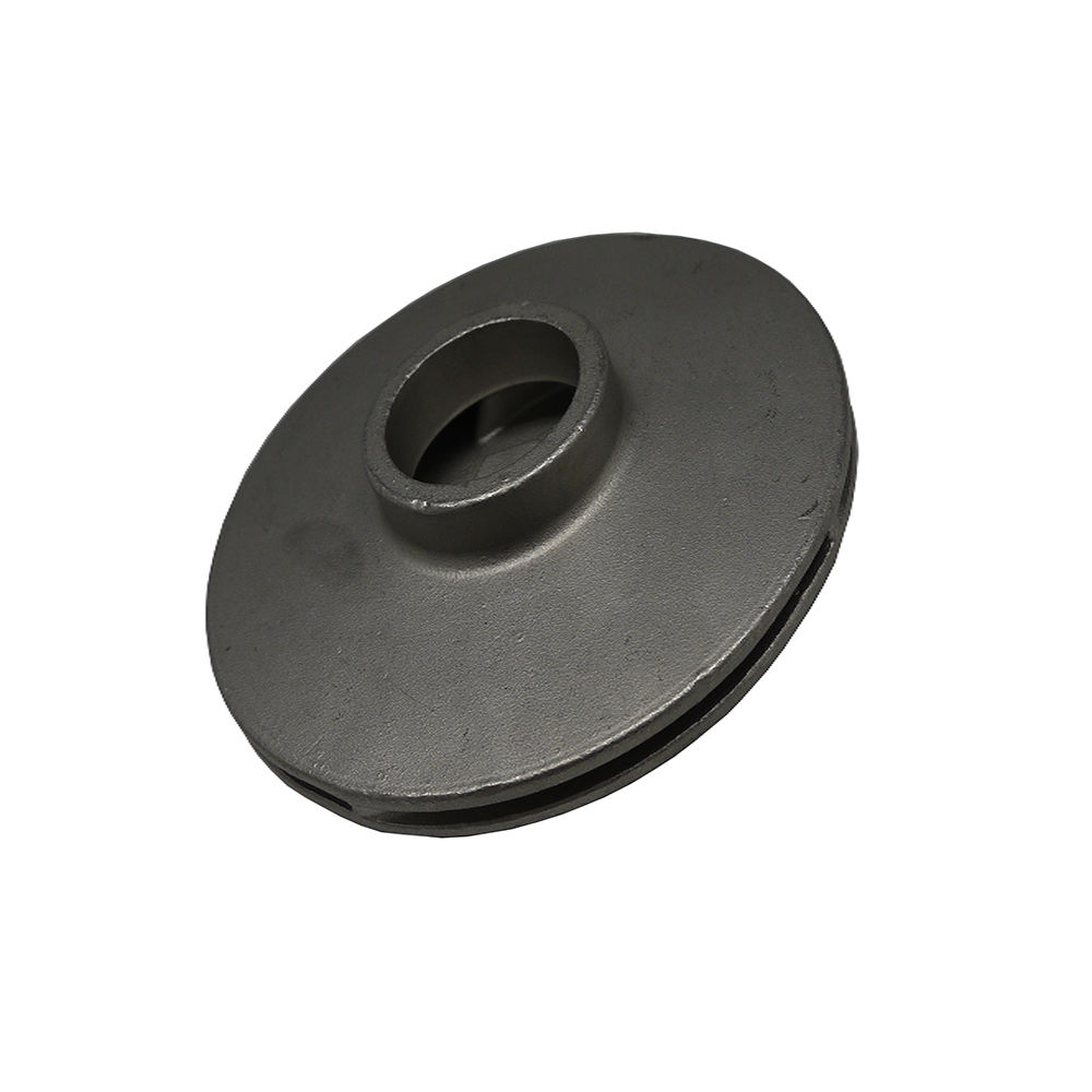 cast iron pump parts sand casting pump impeller