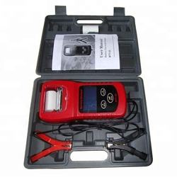 New regular liquid  AGM EFB battery tester with print