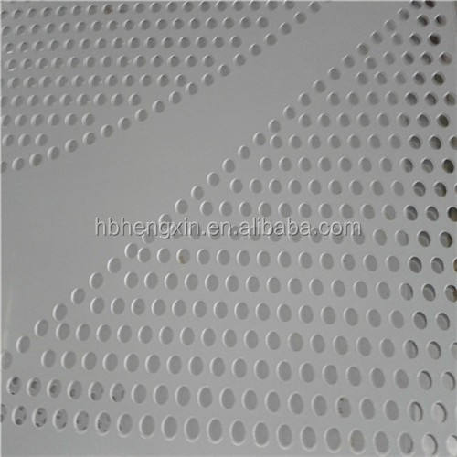 China Supplier of Perforated Punched Plate Hole Mesh