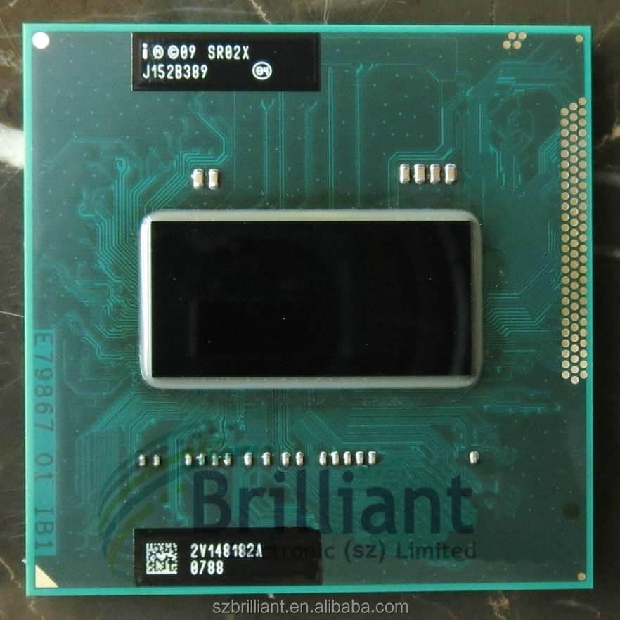 Intel Core i7 2860QM SR02X OEM Mobile CPU Processor 2.5-3.6G//8M