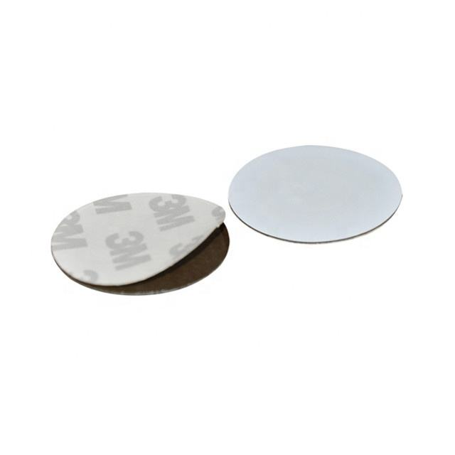 Factory price 35mm anti-metal NFC rfid tag with waterproof PVC 13.56Mhz for mobile payment