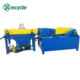 Waste Car Battery Lead plate recycling machine for sale