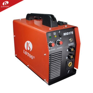 lotos 175 mig factory plasma flux core dc welder arc inverter best welding machine tig mag mig with price