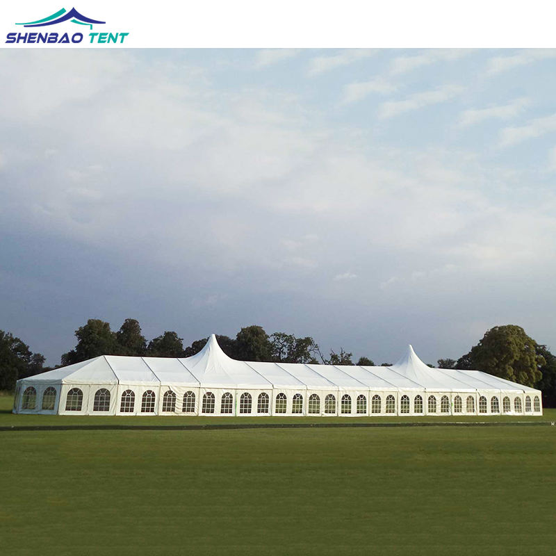 Outdoor Wholesale China White Clear Aluminum Large Event Pvc Marquee Party Wedding Tent For Sale