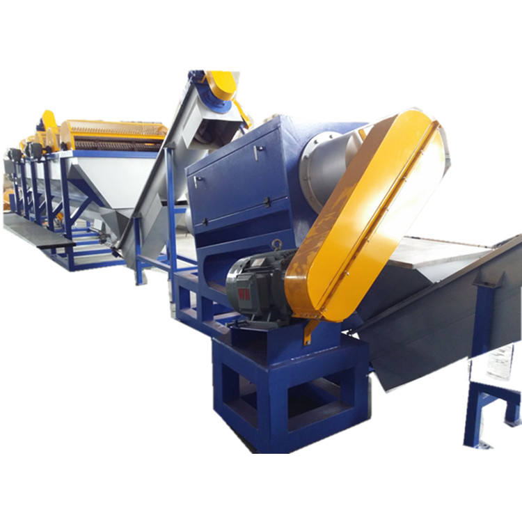 PET recycling and cleaning production machine