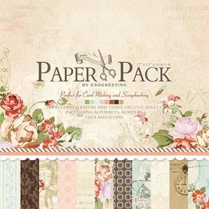 China Cheap customized scrapbook DIY scrapbooking paper