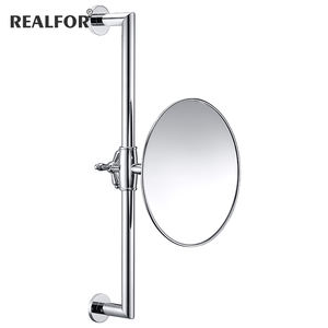 Custom Vintage Wall Mount Folding Styling Make Up Mirror For Makeup Beauty Salons