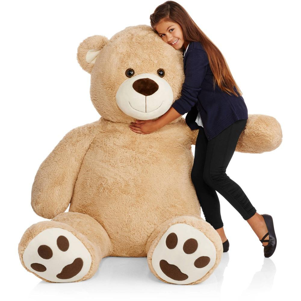 giant teddy bear plush toy large size teddy bear kids toys birthday gift 200cm teddy bear