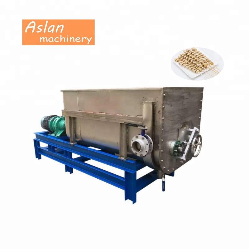 commercial wheat gluten maker/gluten washing machine/flour seitan Gluten proteins making machine
