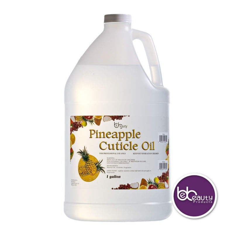 Cuticle Oil Pineapple Clear
