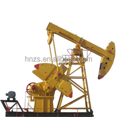 API 11E Oil Well Crank Beam Pumping Balance Unit / Pump Jack