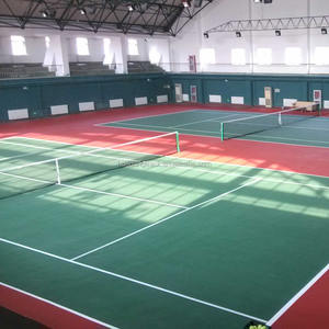 badminton court mat sports floor  outdoor flooring  rubber flooring tile