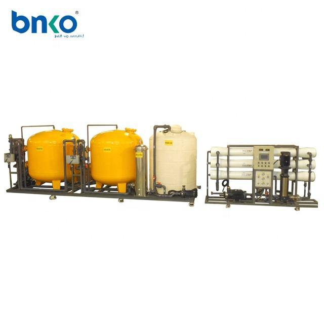 Good price 18000L/H RO water filtration Purification system