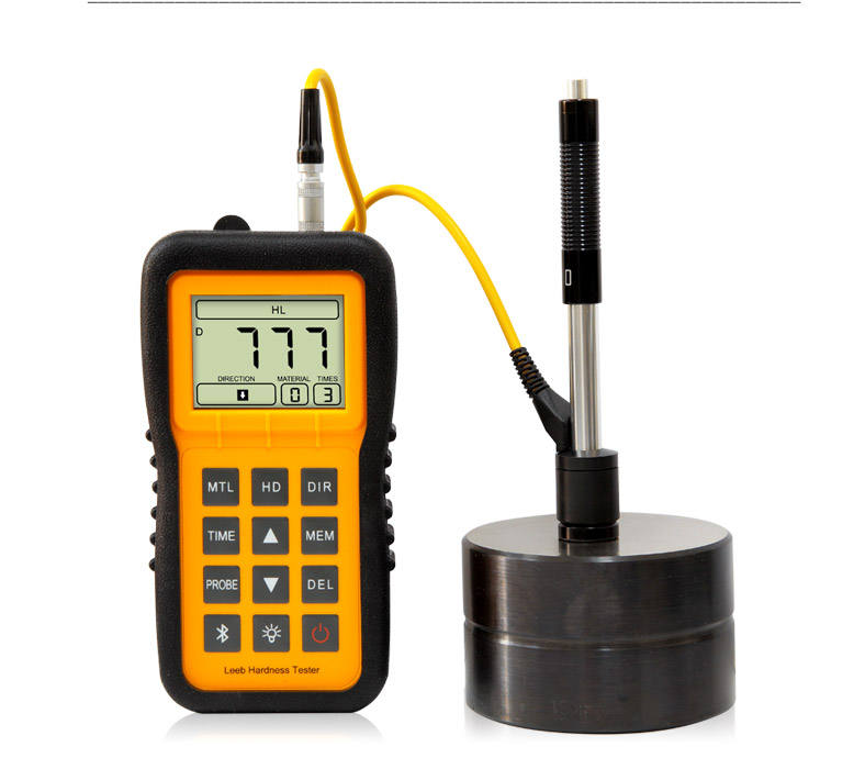 Portable Hardness Tester Price for Metal Hardness Tester with Blue Tooth