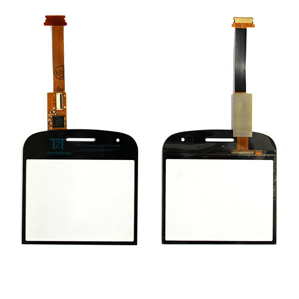 TZT Factory Top Supplier for Blackberry 9900 Touch Panel Quality Assurance Mobile Phone Touch Panel for Blackberry 9900