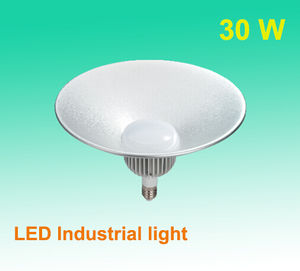 Led hoogbouw licht Business Industriële Verlichting Aluminium Led Hoge Bay Licht E27 SMD 5730 Led Workshop Lamp 20 W 30 W 220 V