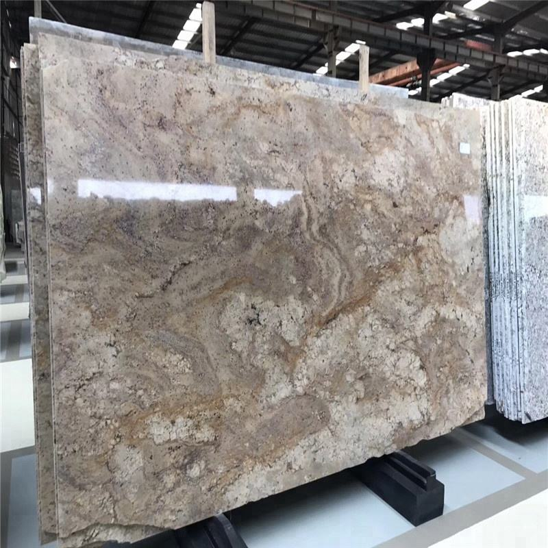 China Colonial Gold Granite Price