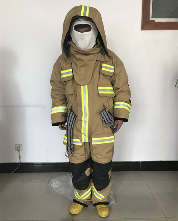 MKF-04 Nomex pompier <span class=keywords><strong>costume</strong></span>