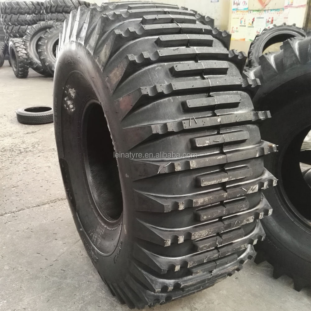 Low pressure tyres 1640x640-24 off the road tires for rescue vehicles