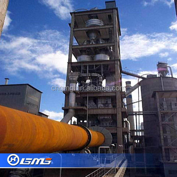 cement industry equipment manufacturer