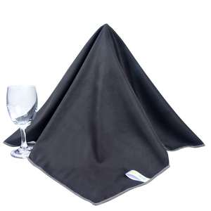 Microfiber Window Glass Stainless Steel Polishing Cleaning Cloth